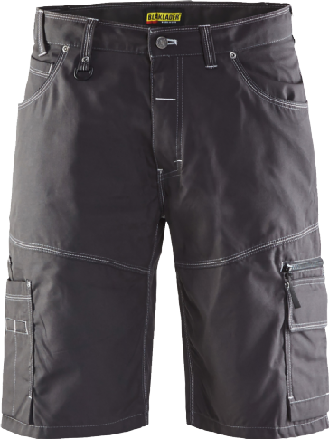 Blaklader 1957 Lightweight Work Shorts X1900 (Dark Grey)